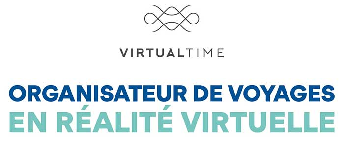 "Photo of Saint-Valentin : ""Love is in VR"" avec les Voyages en Réalité Virtuelle de VirtualTime"