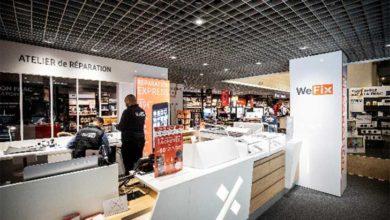 Photo de WeFix ouvre son centième espace dédié à la réparation de smartphones