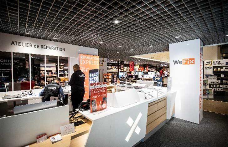 Photo of WeFix lance le rachat de smartphones auprès des particuliers