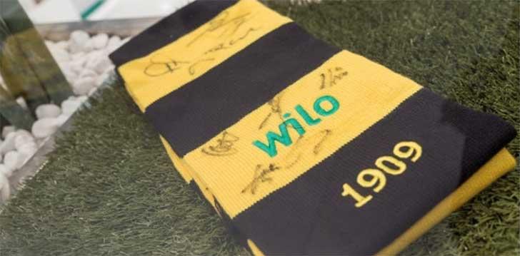 Photo de Le Borussia Dortmund et Wilo prolongent leur partenariat jusqu'en 2024