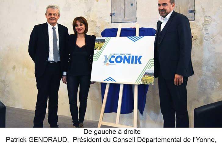 Photo of 100% des habitants de L'Yonne raccordables à la fibre d'ici 3 ans