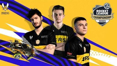 Photo de Renault Vitality renforce sa domination sur Rocket League