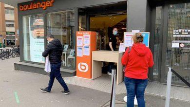 Photo of Boulanger ouvre des Drives Parking et Piétons sans contact