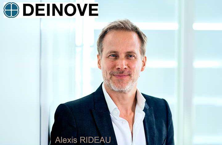 Photo of Alexis RIDEAU nommé Directeur Général Délégué de DEINOVE