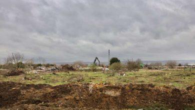 Photo de Décharge sauvage de Carrières-sous-Poissy : près de 65% des déchets ont été nettoyés