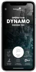 Photo de Une application smartphone pour vivre l'Opération Dynamo à Dunkerque comme en 1940