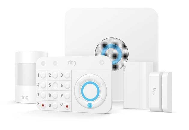 Photo de Ring présente son système de sécurité personnalisable Ring Alarm pour la France