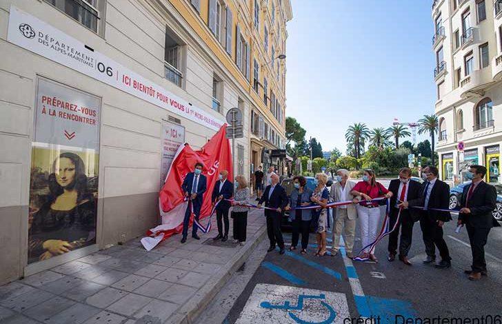 Photo de MICRO-FOLIE Le projet départemental des Alpes-Maritimes : une première en France