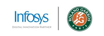 Photo de Infosys et Roland-Garros font entrer les innovations digitales