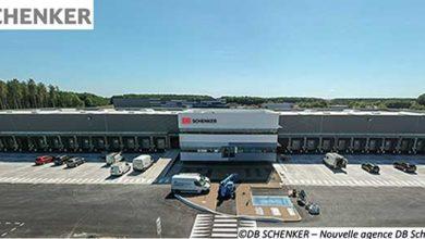 Photo de DB Schenker Orléans : un nouveau site pour être encore plus performant