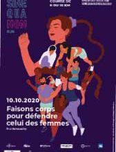 Photo de Sine Qua Non Run samedi 10 octobre 2020 faisons corps pour défendre celui des femmes