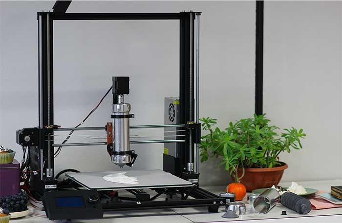 Photo de Cakewalk3D va démocratiser l'impression 3D culinaire